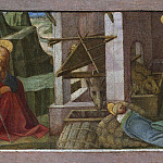 Fra Filippo Lippi and Workshop - The Nativity, National Gallery of Art (Washington)