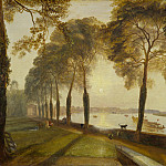 Mortlake Terrace, Joseph Mallord William Turner