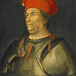 North Italian 15th Century - Francesco Sforza, National Gallery of Art (Washington)