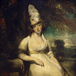 Sir Thomas Lawrence – Mrs. Robert Blencowe, National Gallery of Art (Washington)