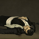 National Gallery of Art (Washington) - Edouard Manet - The Dead Toreador