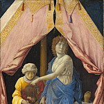 Judith with the Head of Holofernes, Andrea Mantegna