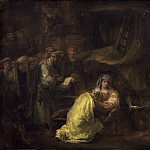 Rembrandt van Rijn - The Circumcision, National Gallery of Art (Washington)