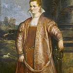 Follower of Titian - Irene di Spilimbergo, National Gallery of Art (Washington)