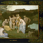 Pierre Puvis de Chavannes – Rest, National Gallery of Art (Washington)
