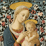 Follower of Fra Filippo Lippi and Pesellino - Madonna and Child, National Gallery of Art (Washington)