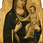 Giotto - Madonna and Child, National Gallery of Art (Washington)