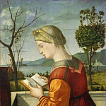 Vittore Carpaccio - The Virgin Reading, National Gallery of Art (Washington)