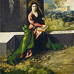 National Gallery of Art (Washington) - Dosso Dossi - Saint Lucretia
