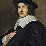 Frans Hals - Portrait of a Man, National Gallery of Art (Washington)