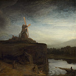 Rembrandt van Rijn - The Mill, National Gallery of Art (Washington)