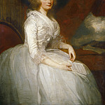 National Gallery of Art (Washington) - George Romney - Mrs. Alexander Blair
