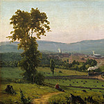 George Inness - The Lackawanna Valley, National Gallery of Art (Washington)