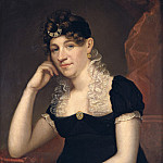 National Gallery of Art (Washington) - Ezra Ames - Maria Gansevoort Melvill (Mrs. Allan Melvill)