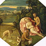 Venetian 16th Century - Allegory, National Gallery of Art (Washington)