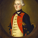 Joseph Blackburn - A Military Officer, National Gallery of Art (Washington)