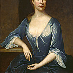 Maria Verelst - Portrait of a Lady, National Gallery of Art (Washington)