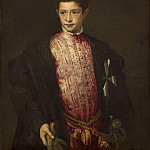 Titian – Ranuccio Farnese, National Gallery of Art (Washington)