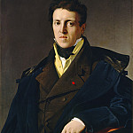 National Gallery of Art (Washington) - Jean-Auguste-Dominique Ingres - Marcotte d'Argenteuil