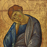 Master of the Franciscan Crucifixes - Saint John the Evangelist, National Gallery of Art (Washington)