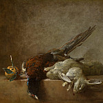 Jean Simeon Chardin - Still Life with Game, National Gallery of Art (Washington)
