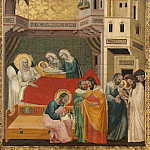 Master of the Life of Saint John the Baptist - Scenes from the Life of Saint John the Baptist, National Gallery of Art (Washington)