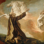 National Gallery of Art (Washington) - Giuseppe Angeli - Elijah Taken Up in a Chariot of Fire