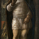 The Infant Savior, Andrea Mantegna