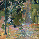 Paul Gauguin - The Bathers, National Gallery of Art (Washington)