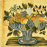 National Gallery of Art (Washington) - William Stearns - Bowl of Fruit