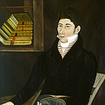Asahel Powers - Possibly William Sheldon, National Gallery of Art (Washington)