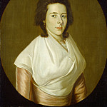 William Jennys - Mrs. Asa Benjamin, National Gallery of Art (Washington)