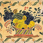 American 19th Century - Basket of Fruit, National Gallery of Art (Washington)