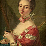 National Gallery of Art (Washington) - Follower of Louis Michel Van Loo - Portrait of a Lady