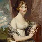Gilbert Stuart – Ann Barry, National Gallery of Art (Washington)