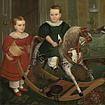 Robert Peckham - The Hobby Horse, National Gallery of Art (Washington)