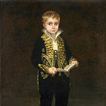 Francisco de Goya - Victor Guye, National Gallery of Art (Washington)