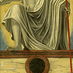 National Gallery of Art (Washington) - Bergognone - Christ Risen from the Tomb
