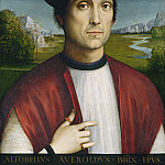 Francesco Francia - Bishop Altobello Averoldo, National Gallery of Art (Washington)
