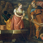 Veronese – Rebecca at the Well, National Gallery of Art (Washington)
