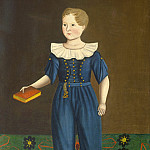 American 19th Century - Boy in Blue, National Gallery of Art (Washington)