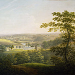 George Cuitt the Younger - Easby Abbey, near Richmond, National Gallery of Art (Washington)