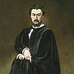 National Gallery of Art (Washington) - Edouard Manet - The Tragic Actor (Rouviere as Hamlet)