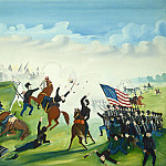 American 19th Century - Civil War Battle, National Gallery of Art (Washington)