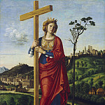 National Gallery of Art (Washington) - Cima da Conegliano - Saint Helena