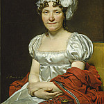 Jacques-Louis David - Madame David, National Gallery of Art (Washington)