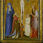 Master of Saint Veronica - The Crucifixion, National Gallery of Art (Washington)