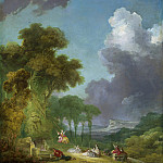 National Gallery of Art (Washington) - Jean-Honore Fragonard - The Swing
