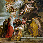 National Gallery of Art (Washington) - Studio of Sir Peter Paul Rubens - The Assumption of the Virgin