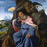 Giovanni Girolamo Savoldo - Elijah Fed by the Raven, National Gallery of Art (Washington)